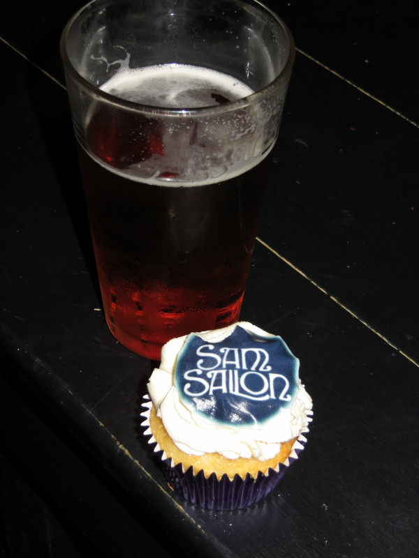 cupcake and ale